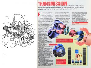 Gearless Transmission